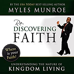 Rediscovering Faith Audiobook