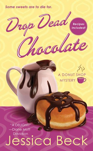 Drop Dead Chocolate: A Donut Shop Mystery (Donut Shop Mysteries Book 7)