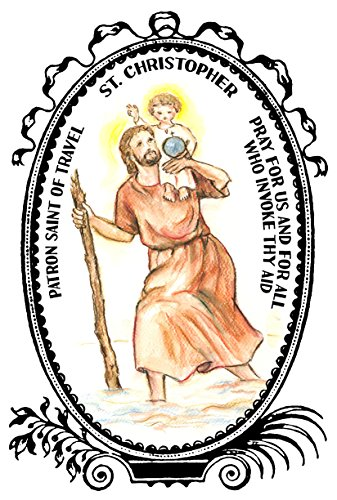 (St Christopher Patron of Travel 4