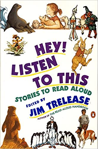 Amazon com: Hey! Listen to This: Stories to Read Aloud