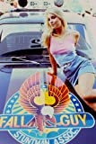 #9: Heather Thomas in The Fall Guy 24x36 Poster