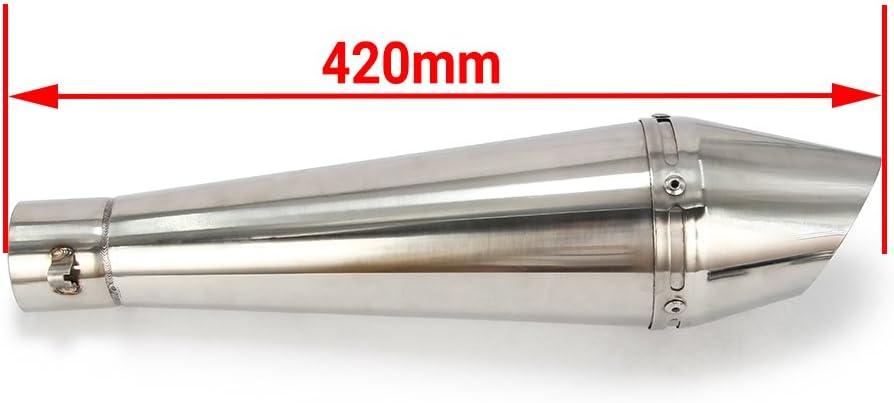 Universal GP Stainelss Steel Bullet 1.5-2