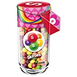 SKITTLES Original Valentine's Day Candy Gift 14-Ounce Jar