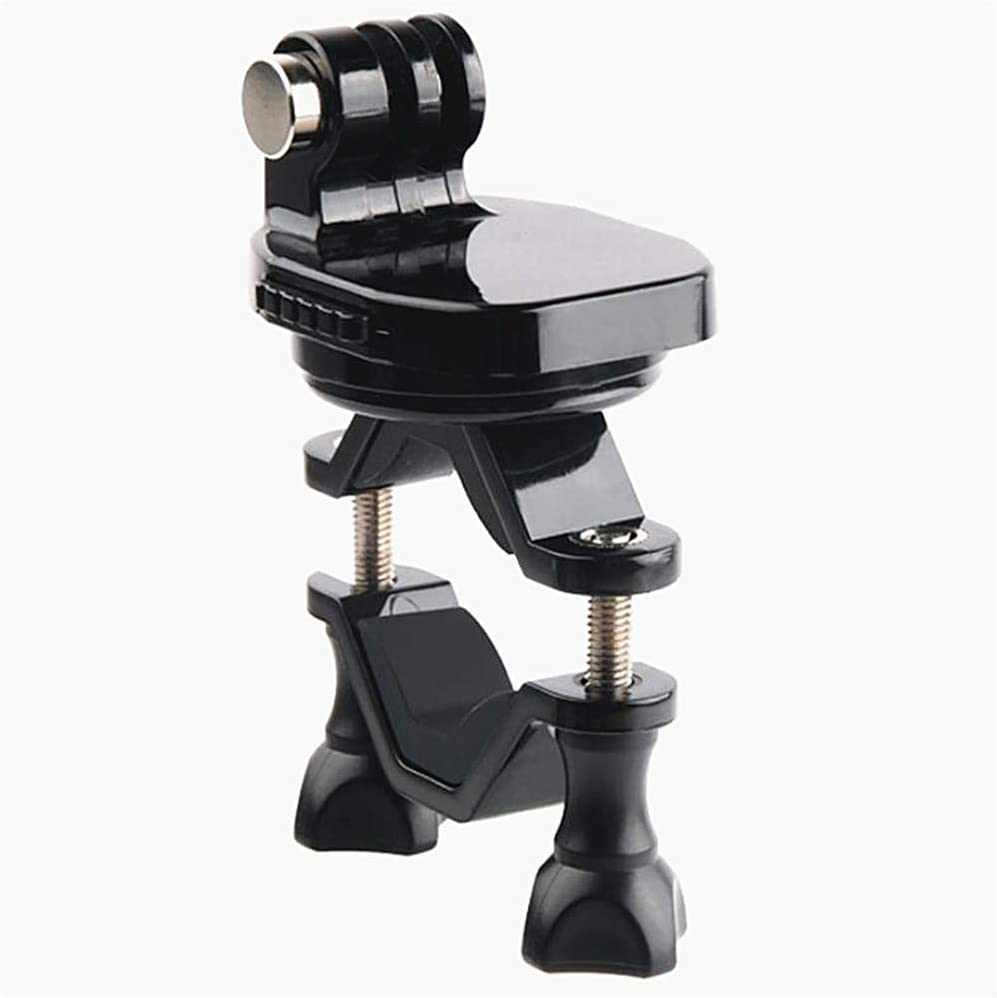 FIRECLUBE 5 pcs//lot Action Camera Bicycle Mount Bracket Rotatable Bike Sport Camera Frame Clip for GOPRO//osmo Action Camera