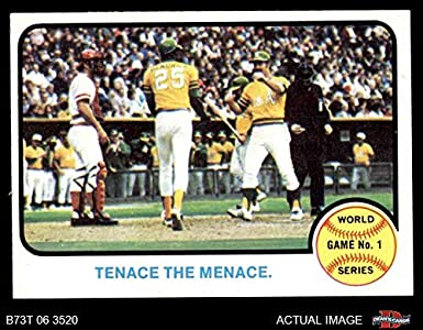 Image result for gene tenace world series