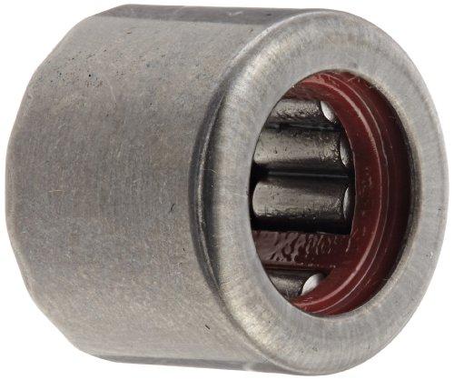 Roller Clutch Bearings - Koyo FC-8 Roller Clutch, DC Type, Open, Nylon Cage, Metric, 8mm ID, 14mm OD, 12mm Width