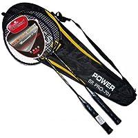 Avessa Unisex Br-Pro701 Badminton Raket Set, Unisex, Sarı, M Brpro701, M, Brpro701