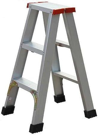 Taburetes escalera Taburete Plegable de la Escalera de Tres Capas Taburete Plegable de la Escalera de