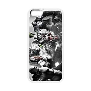 iPhone 6 4.7 Joker Harley Quinn pattern design Phone Case