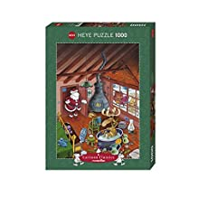 Heye Cartoon Hurry Up Mordillo Puzzles (1000-Piece)