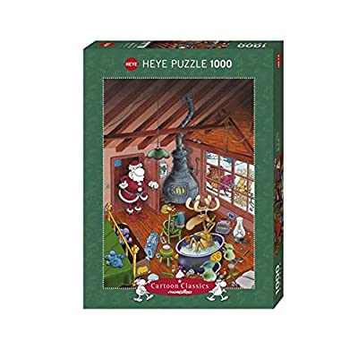 Spz1000 Mordillo Hurry Up Puzzle Standard 29702