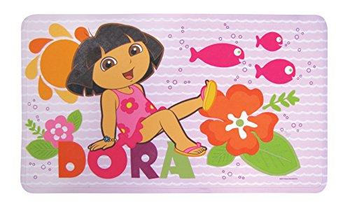 Ginsey Dora - Bath Mat Licensed Character Dora the Explorer