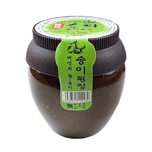 Matsutake Mushrooms (Pine Mushroom Matsutake Soybean Paste 500g)