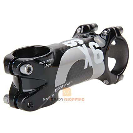 Full Carbon 3K Stem 7° Mountain Bicycle Road Bike handlebar Stems 31.8*60-130mm