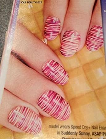 Avon nail decoration fan brush latest nail art product new avon nail decoration fan brush quotlatest nail art productquot prinsesfo Image collections