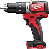 "Milwaukee 2702-20 M18 ½"" Compact Brushless Hammer Drill/Driver Bare"