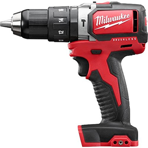 Milwaukee 2702-20 M18 ½' Compact Brushless Hammer Drill/Driver Bare