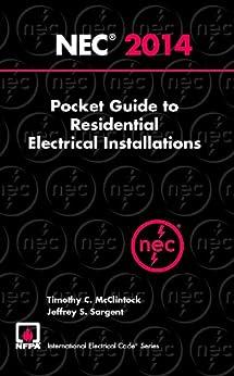 2014 nec pocket guide to residential. Black Bedroom Furniture Sets. Home Design Ideas