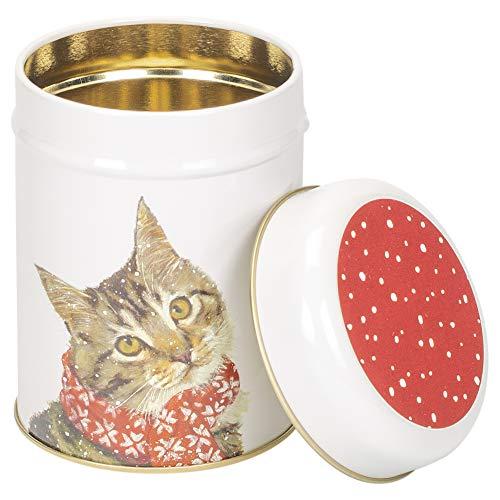 - Celebrate the Home DTR744700 Holiday Tea Storage Kitty