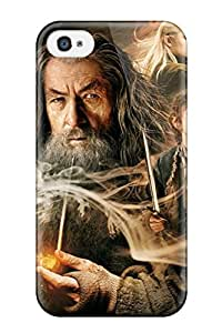 Amberlyn Bradshaw Farley's Shop Hot 3151002K79656555 Iphone Case - Tpu Case Protective For Iphone 4/4s- The Hobbit The Desolation Of Smaug