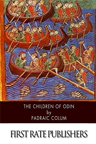 book cover of The Children of Odin