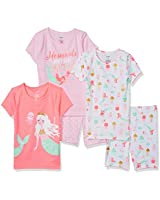Carter's Girls' Toddler 5-Piece Cotton...