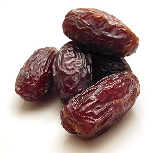 King Solomon Delilah 100% Organic Premium Medjoul Dates, 8oz by Delilah