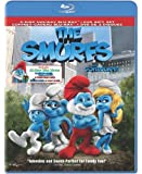 The Smurfs (3-disc Holiday Gift Set) [Blu-ray + DVD] (Bilingual)