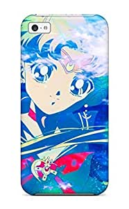 Craigmmons Perfect Tpu Case For Iphone 5c/ Anti-scratch Protector Case (sailor Moon Fifteen S Anime Cartoon)