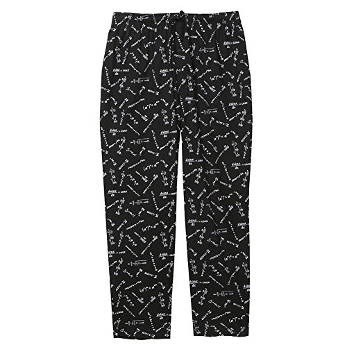 Unisex-Adult Math Equations Lounge Pants - Pj's Pajamas - Xl