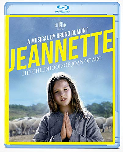 Jeannette: The Childhood of Joan of Arc [Blu-ray]