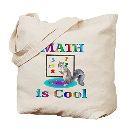 CafePress Tote Bag-Math is Cool Tote Bag