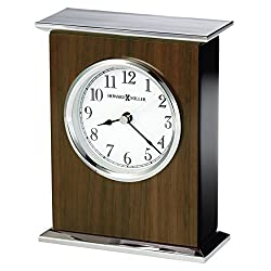 Howard Miller 645807 Verona Table Clock, Special Reserve