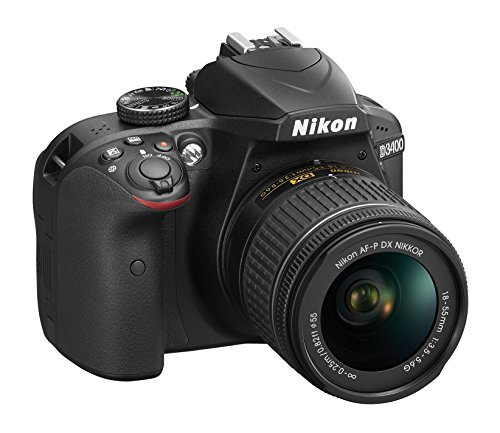 Image result for Nikon D3400 DSLR amazon