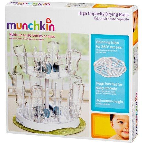 Munchkin - High-Capacity Drying Rack