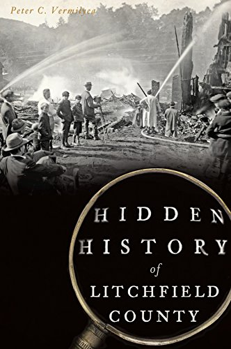Hidden History of Litchfield County (Nh Gem)