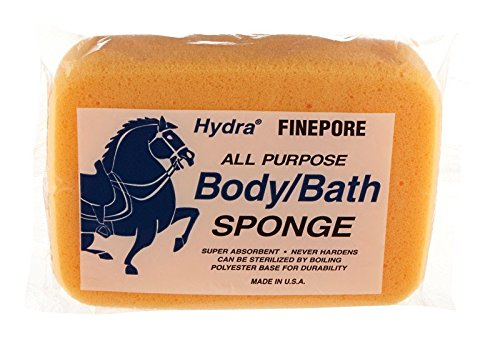 Hydra Fine Pore All Purpose Body Sponge for Horses