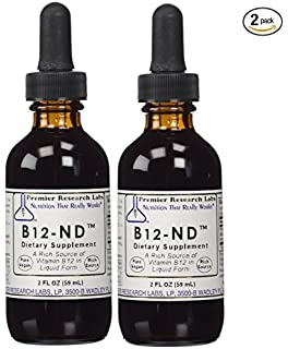 B12-ND (2 Fl Oz) By Premier Research Labs (2)