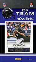Baltimore Ravens 2014 Score NFL Football Factory Sealed 11 Card Team Set with Joe Flacco, Ray Rice, Terrell Suggs Plus