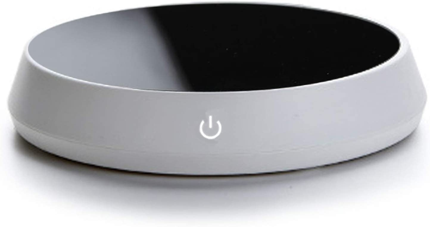 YUESU Coffee Mug Warmer for Desk with Auto Shut Off, Cup Warmer for Coffee,Beverage, Milk, Tea and Hot Chocolate(Without Mug)