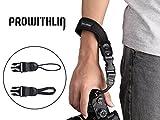 Camera Wrist Strap-PROWITHLIN Universal Neoprene Camera Wrist Strap Hand Strap for DSLR / SLR Canon Sony Fuji etc