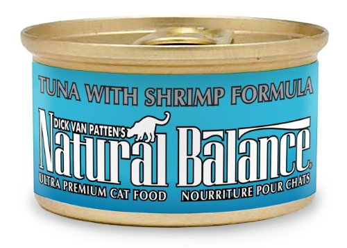 Natural Balance Tuna with Shrimp Formula Cat Food