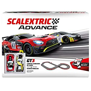 SCALEXTRIC Circuito Advance SCALE COMPETITION XTREE
