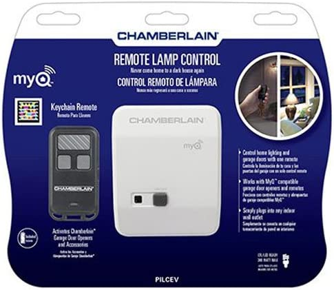 Chamberlain PILCEV MyQ Remote Lamp Control