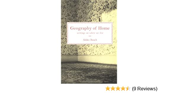 Grote Kast Eetkamer.Geography Of Home Busch Akiko 9781568984292 Amazon Com Books