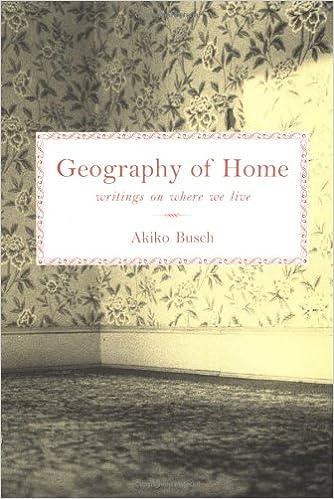 Grote Kast Eetkamer.Geography Of Home Busch Akiko 9781568984292 Amazon Com Books