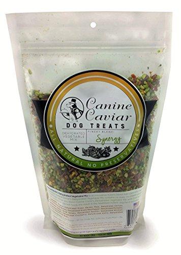 Canine Caviar Splmt Synergy Veg Mix 24Oz by Canine Caviar