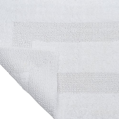 Cotton Bath Mat Plush 100 Percent Cotton 24x60 Long