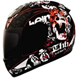THH-TS-41 Full Face Helmet (Skull Black)