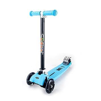 Niños Patinetes Triciclo Kick Scooter Para niños Scooters de ...